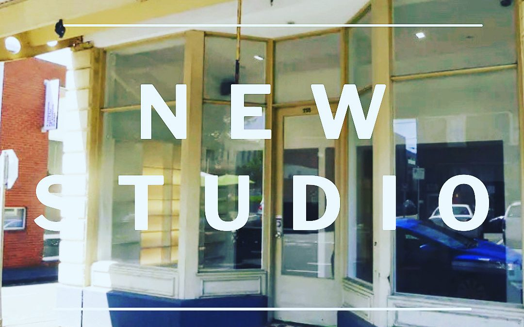 New studio alert!